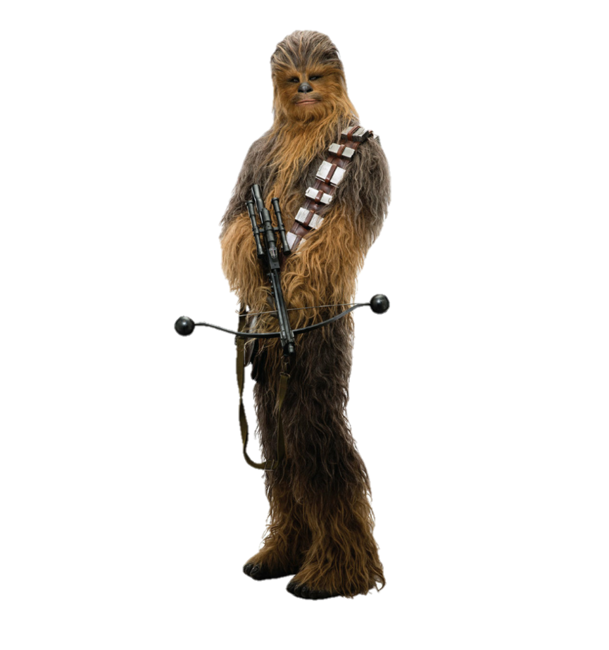 Star wars png images. Chewbacca clipart transparent background