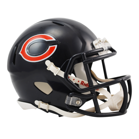 Replica mini speed . Chicago bears helmet png