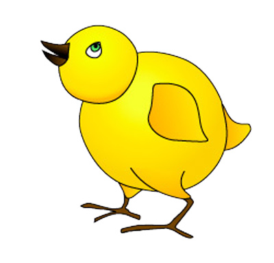 Chicken egg brown clip. Chickens clipart chick