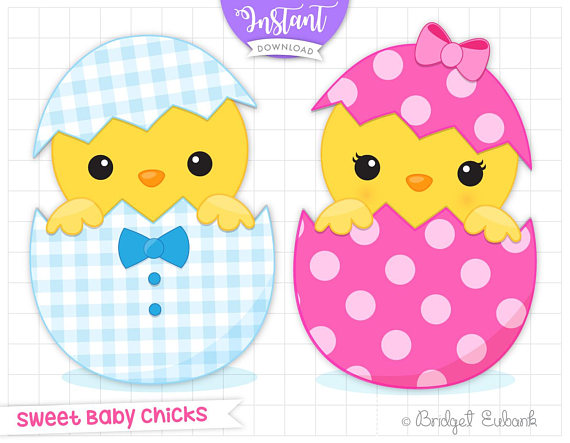 Clip art easter chicks. Chick clipart baby chick