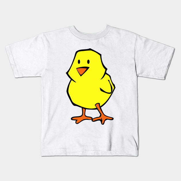 Chick clipart baby chicken. Yellow drawing