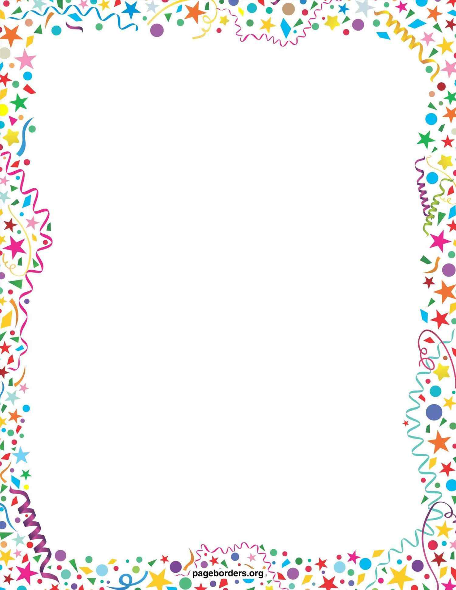 Chick clipart border. Baby shower borders free