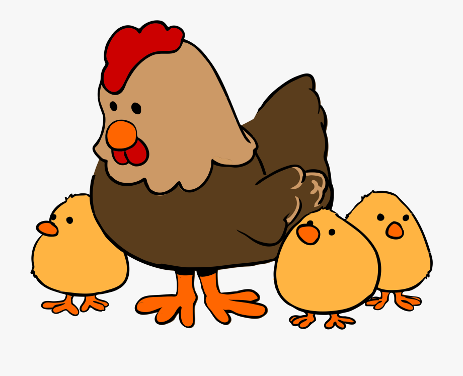 Great cliparts for free. Chick clipart cartoon