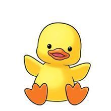 Chick clipart duck. Pin by amy on