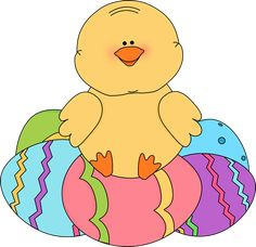 Sari ay orhan genel. Chick clipart easter egg