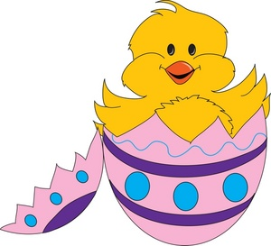Free chicks cliparts download. Chick clipart easter egg