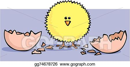 Chick clipart fluffy. Vector art hatch drawing