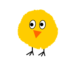 Chick clipart fluffy. Cliparts of free