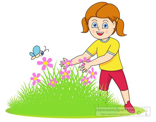 Gardener clipart cartoon. Garden free images image