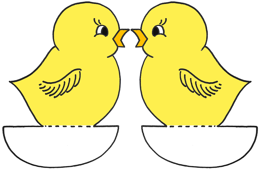 Free picture of baby. Chick clipart printable