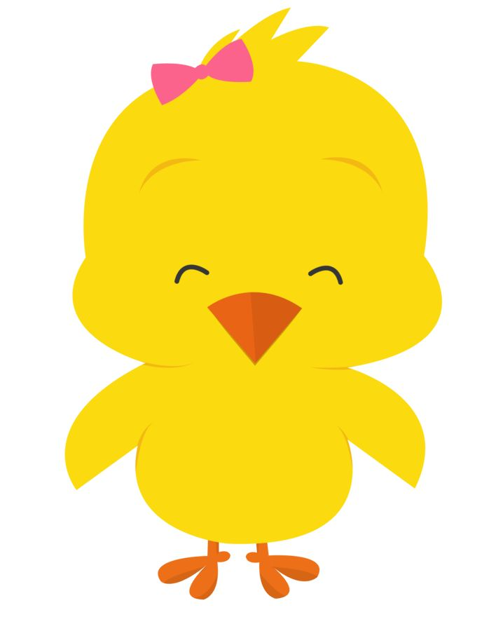 best duckies images. Chick clipart printable