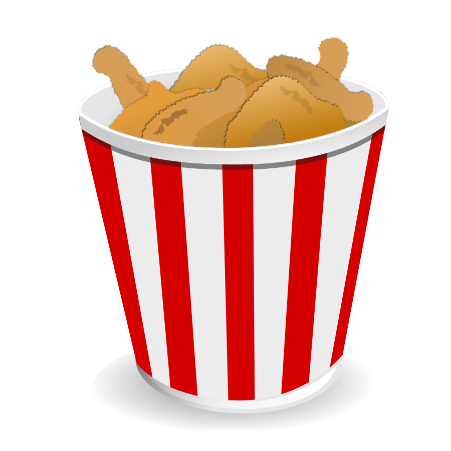Free chicken nuggets download. Restaurants clipart animated