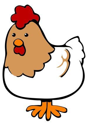 Cute google search themes. Animals clipart chicken