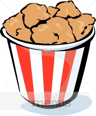 chickens clipart food