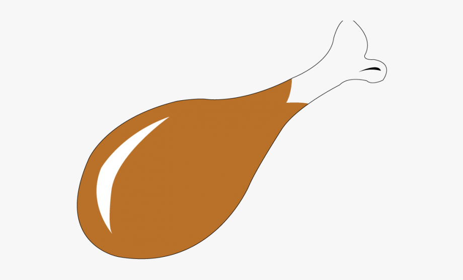 Meat clipart chicken drumstick. Free cliparts on