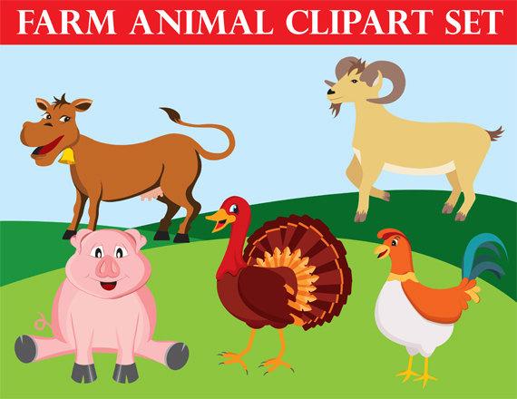 Barn clipart chicken. Farm barnyard cow life