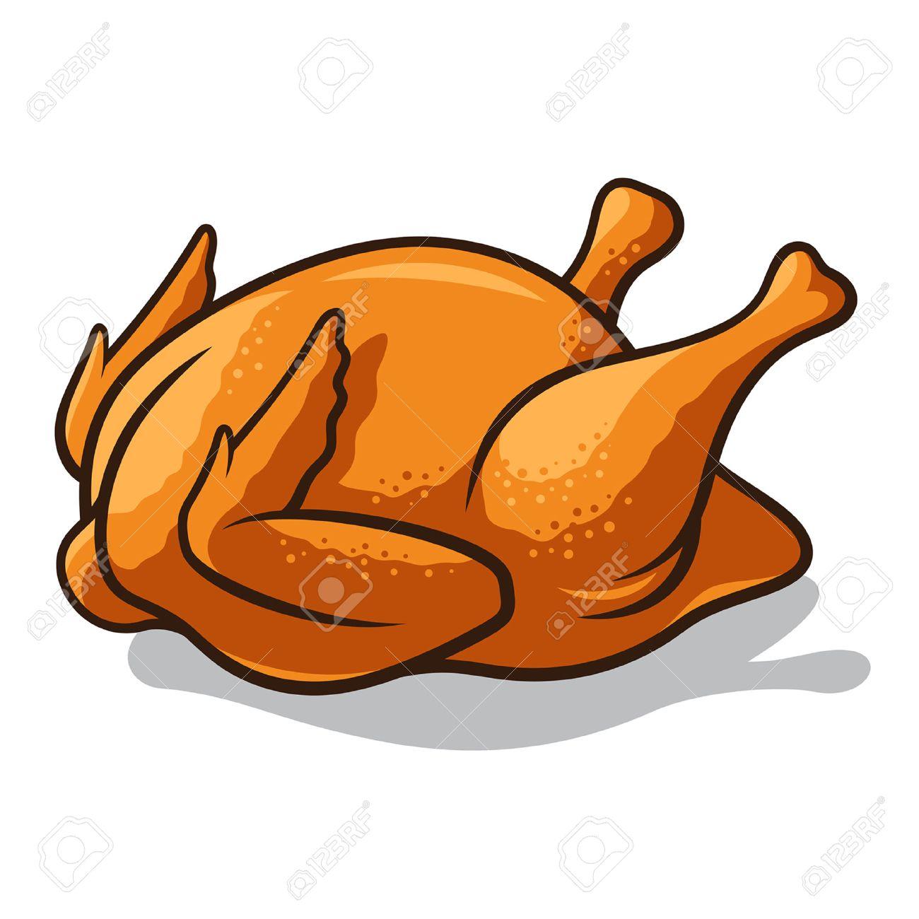 Chicken clipart roasted chicken. Roast portal