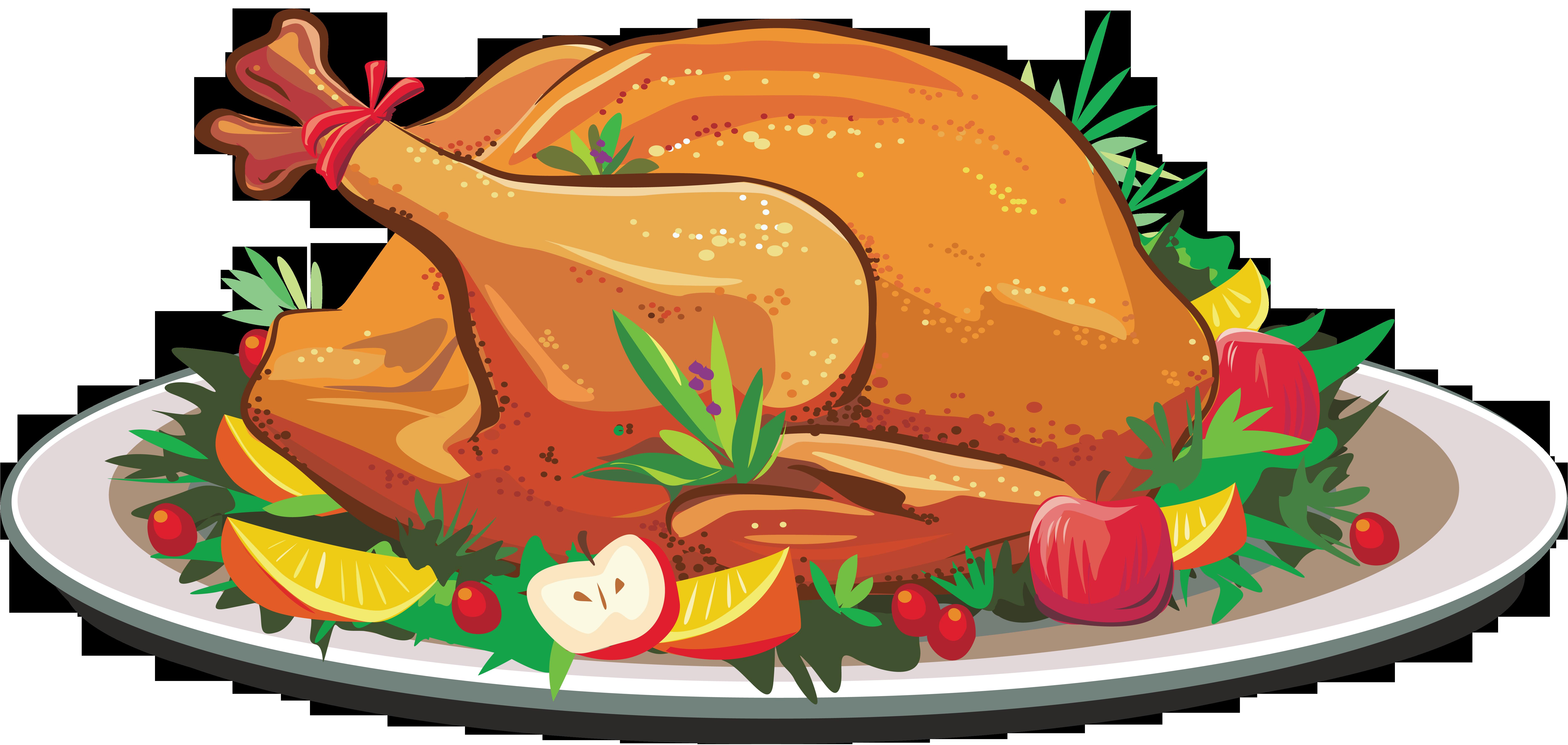 Clipart chicken thanksgiving. Ch a info asl