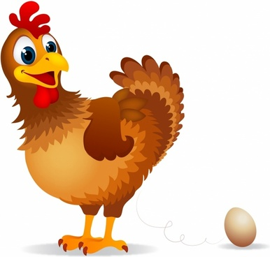 Chicken free download for. Chickens clipart vector