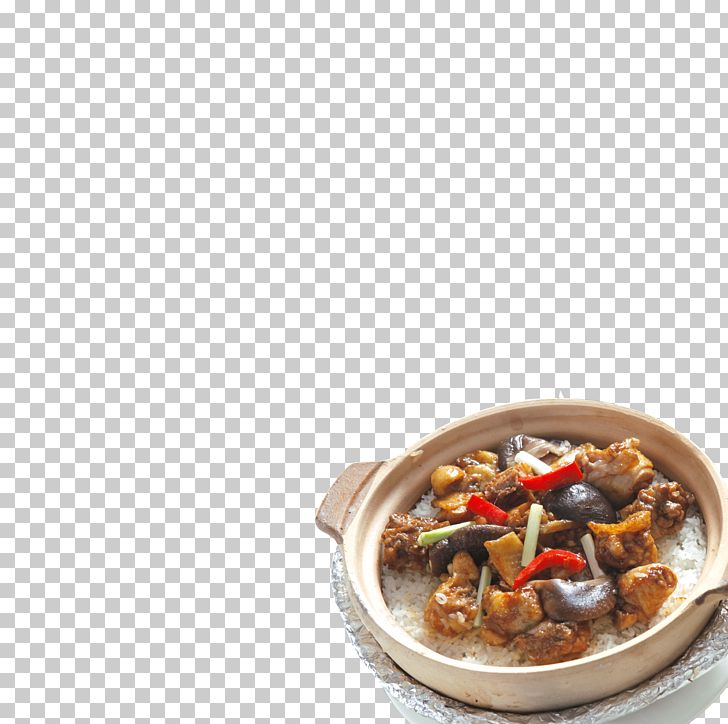 Cooked rice recipe icon. Chickens clipart chicken dish