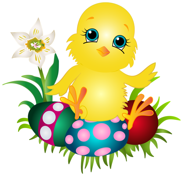 Clipart birthday easter. Chicken png clip art