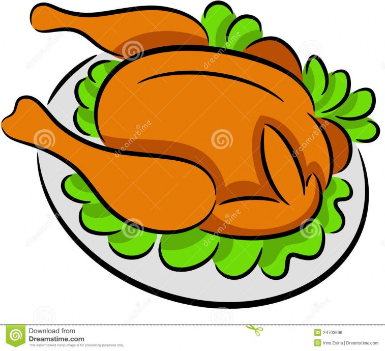 Chickens clipart food. Whole chicken cliparts free