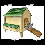 Chickens clipart hen house. Abeka clip art chicken