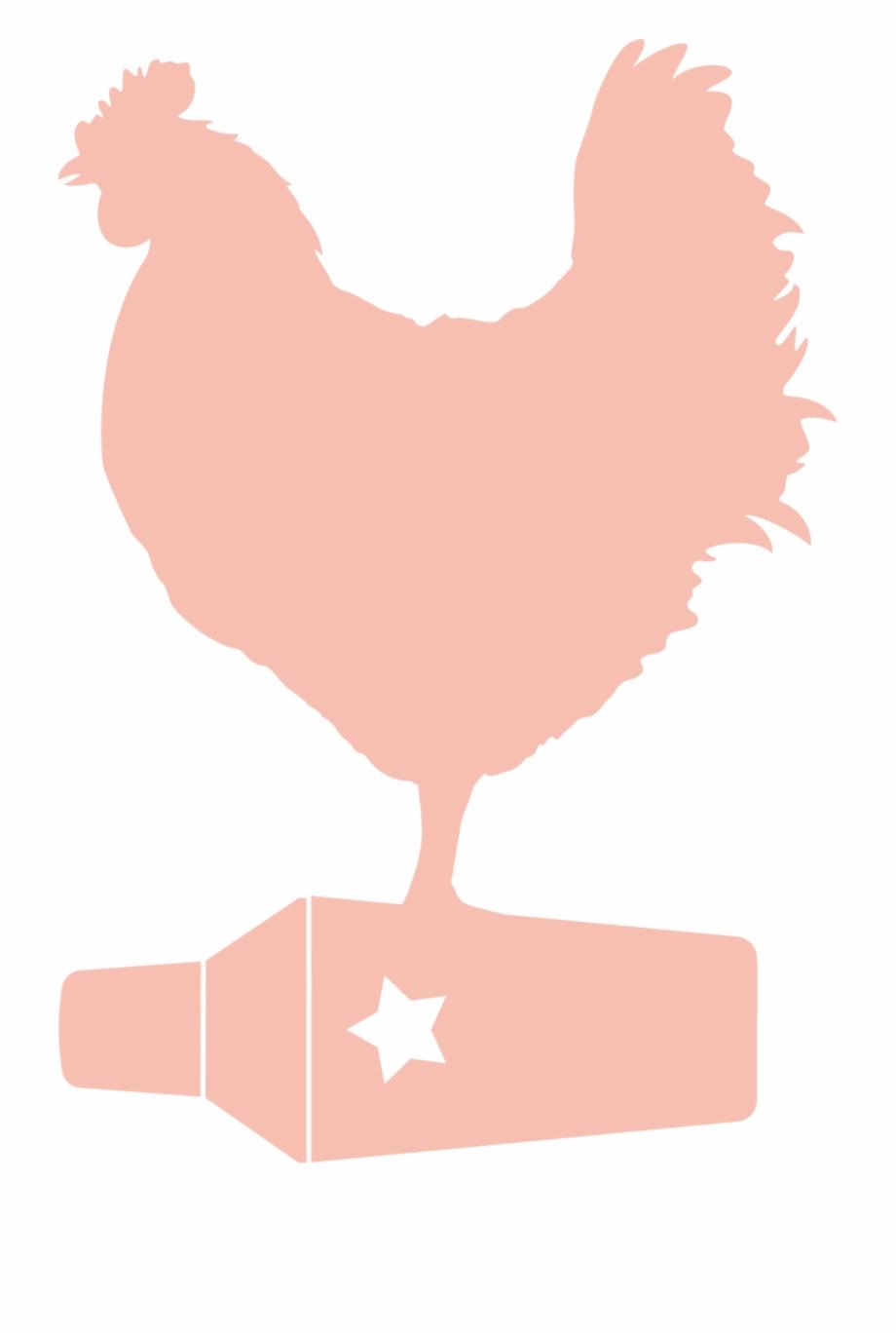 Chickens clipart orange chicken. Cocktail rooster logo