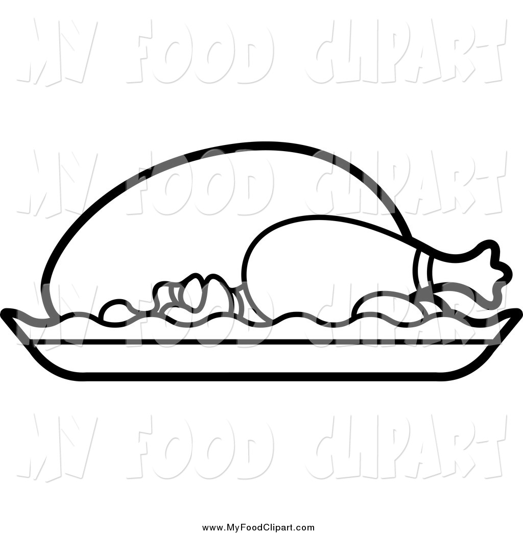 Chickens clipart roasted chicken. Royalty free stock food