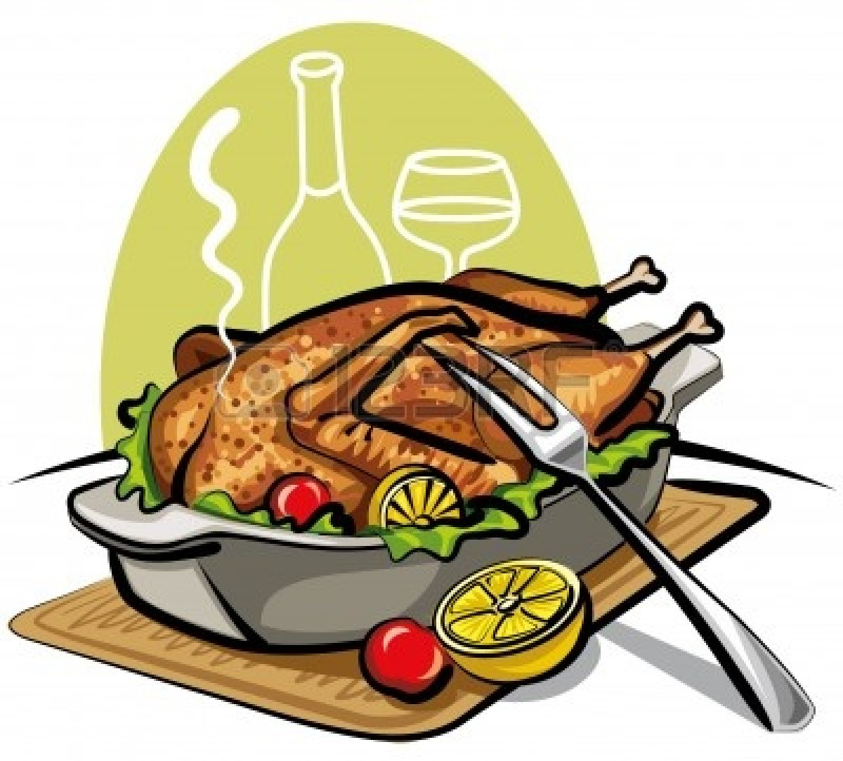 Bbq panda free images. Chickens clipart rotisserie chicken