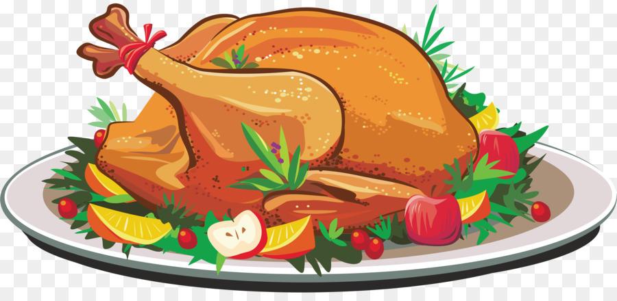 Pig roast turkey meat. Dinner clipart sunday dinner