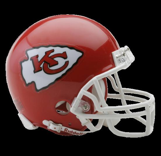 Chiefs helmet png. Kansas city nfl mini