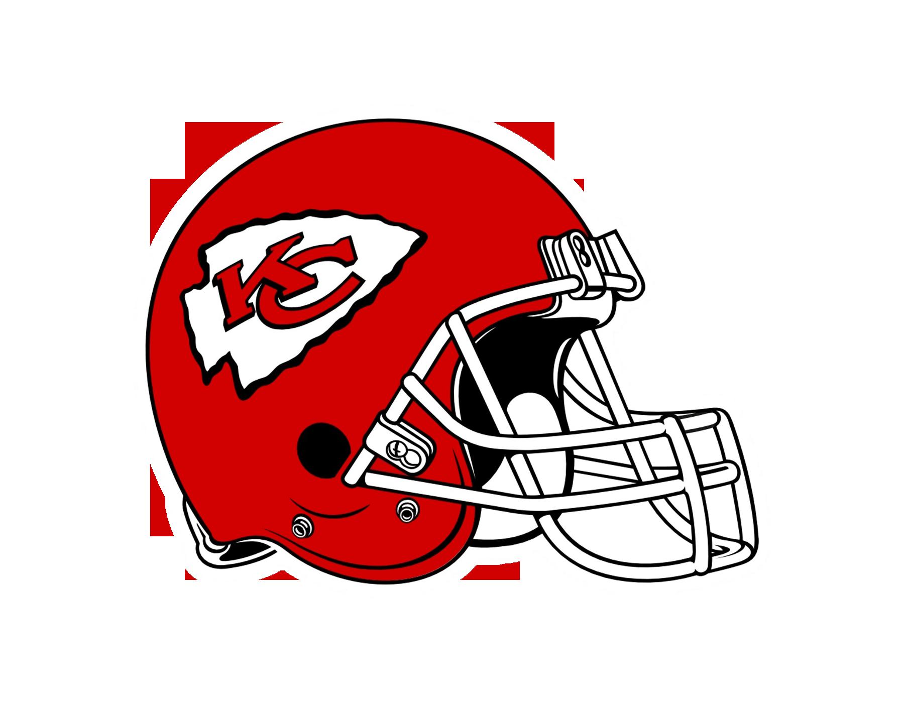 Kansas city nfl denver. Chiefs helmet png