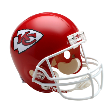Kansas city full size. Chiefs helmet png
