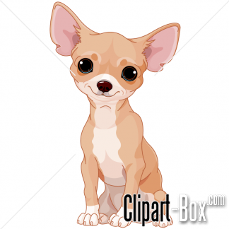 Chihuahua dog chihuahuas drawing. Beagle clipart chiwawa