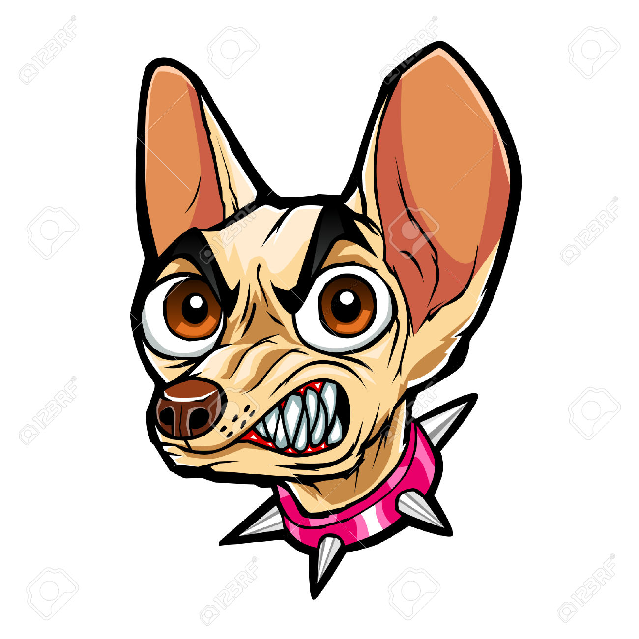 chihuahua clipart animated