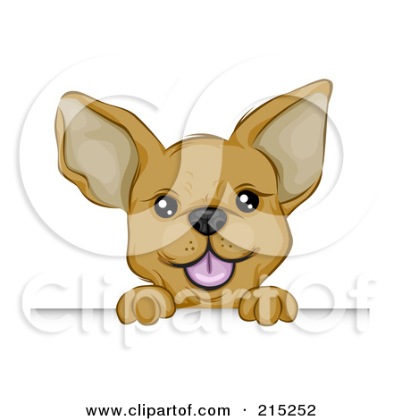 Chihuahua clipart cartoon. Free collection preview