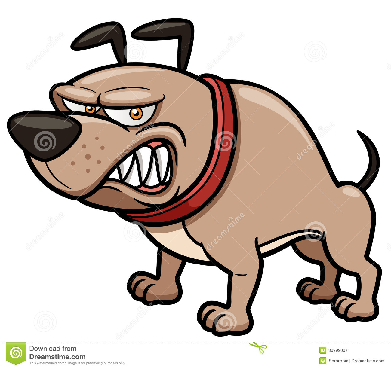 Angry free . Chihuahua clipart cartoon