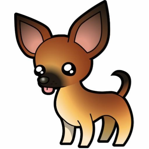 Chihuahua clipart chiwawa. Collection of free download