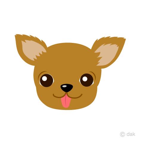 Chihuahua clipart face. Summary cute dog free
