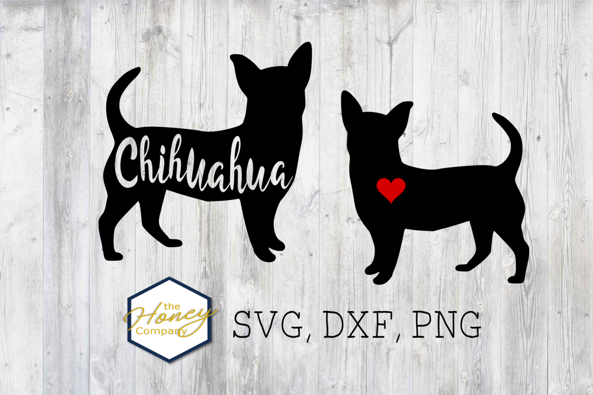 Svg png dxf dog. Chihuahua clipart file