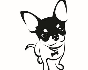 Chihuahua clipart file. Dog breed k animal
