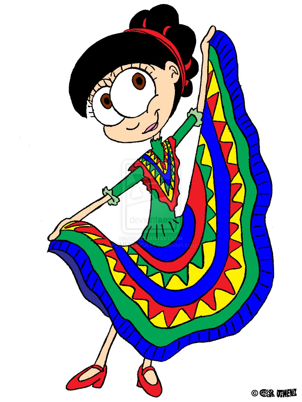 dance clipart fiesta