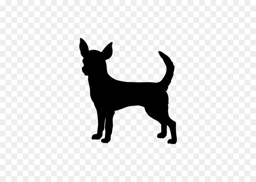 chihuahua clipart small dog