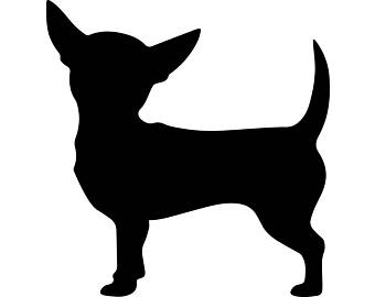 Etsy breed cute dogs. Chihuahua clipart svg