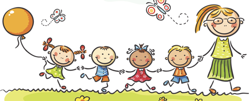 Children clipart daycare. New child care option