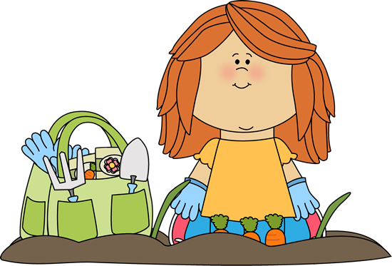 Gardening clipart children's. For kids out and