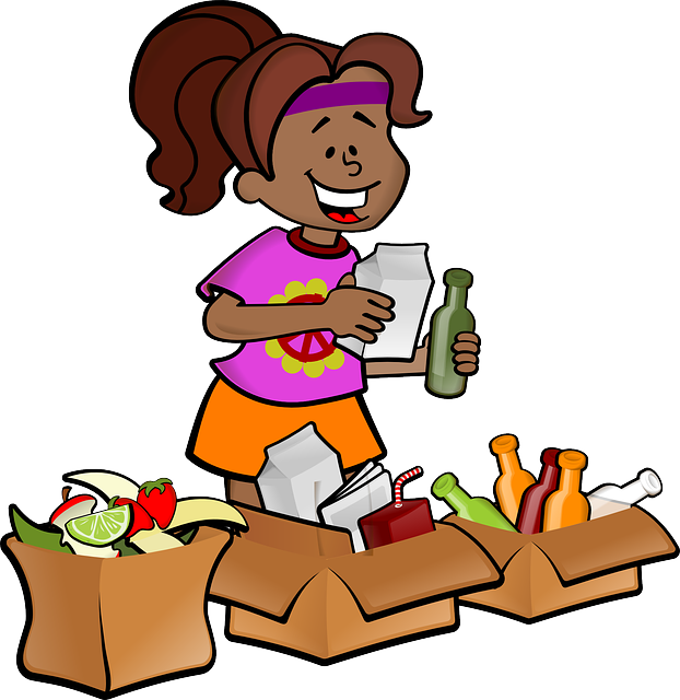 Friendly clipart popular kid.  best recycling websites