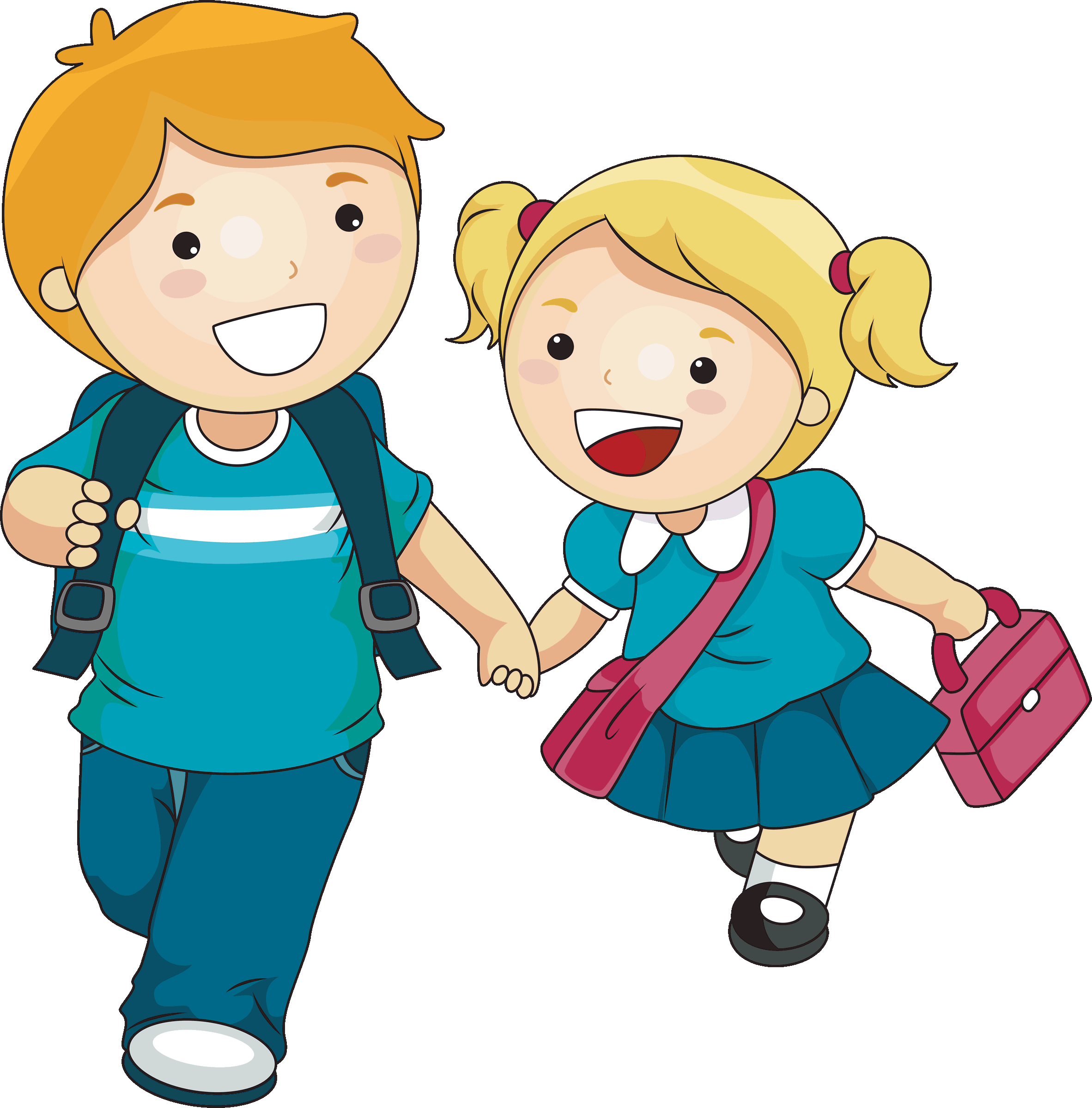 collection of school. Fight clipart child rearing