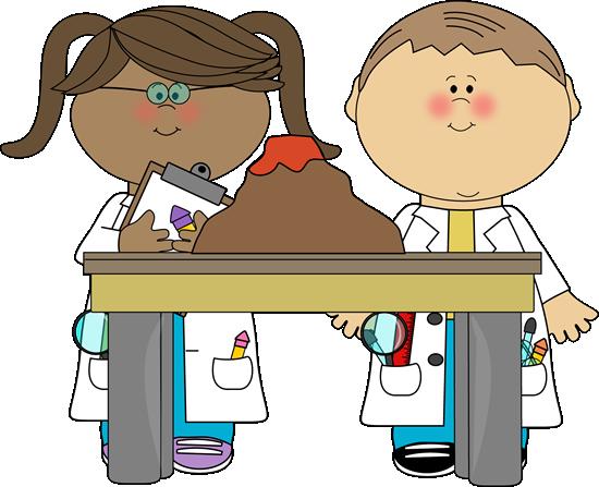 Clip art images kids. Clipart science